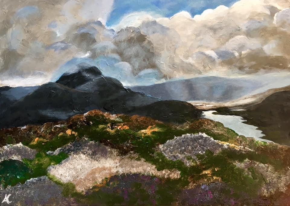 Schilderij | Schotland