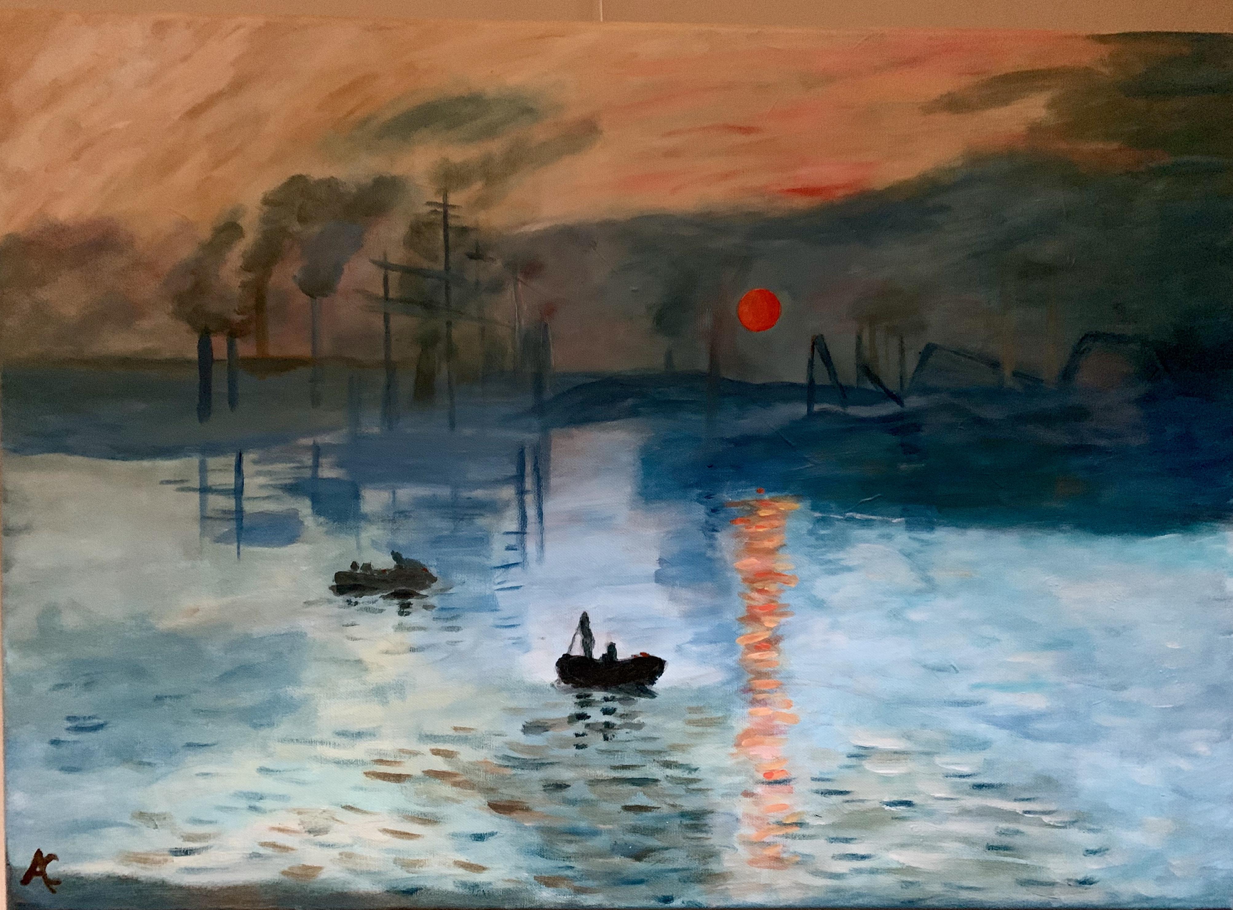 Schilderij | Zee & Haven